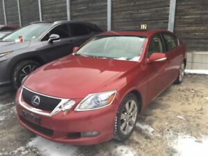 2009 Lexus GS 450h ** Hybrid ** Only 88000 km **