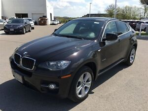 2010 BMW X6 35i - Moonroof & Gorgeous Leather!