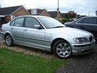 BMW E46 (318 320 325 330) SALOON BREAKING ,SPARES PARTS