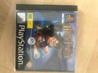 Harry Potter for PlayStation 1