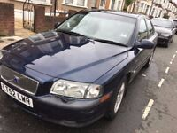2002,VOLVO 2.4 PETROL, AUTOMATIC, FULL LEATHER TRIM,