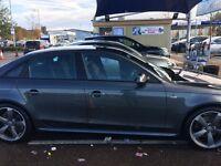 Audi A4 2.0 tdi black addition