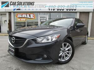 2014 Mazda MAZDA6 GS - NAVI-LEATHER-SUNROOF