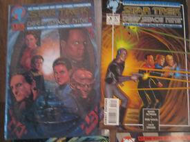 various star trek comics