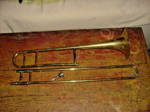 VINTAGE  F E OLDS SPECIAL TROMBONE TENOR ? 1950