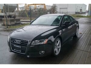 2008 Audi A5 Quattro AWD 3.2L Fully Loaded Only 136, 000Km