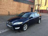 2010 Ford Mondeo estate titanium 2.0 tdci 12 month mot genuine low mileage