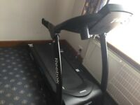 With this Reebok ZR10 treadmill you can run up to 18kph in the comfort of your own home