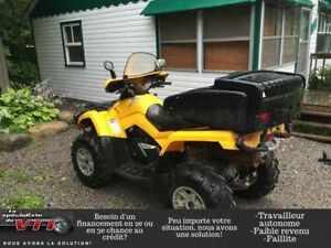 2007 Can-Am Outlander Max 650