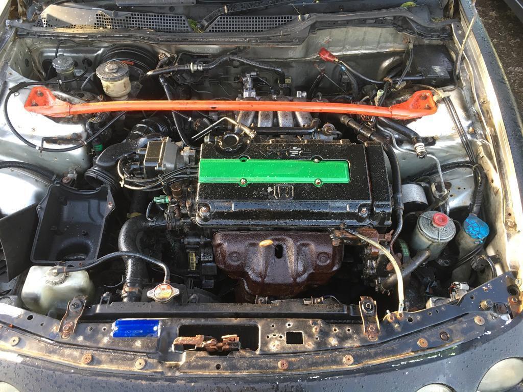 Honda integra dc2 sri engine and gear box
