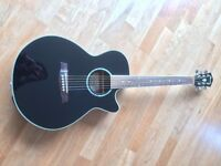 Beautiful Ibanez AEG10II Electro Acoustic 6 string Guitar. Full-size in excellent condition. £150
