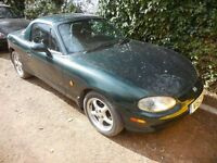Wanted Mazda MX5 MX-5 mx 5. Mk1- mk2- mk2.5. Anything considered. NOT for breaking. Must move/drive.