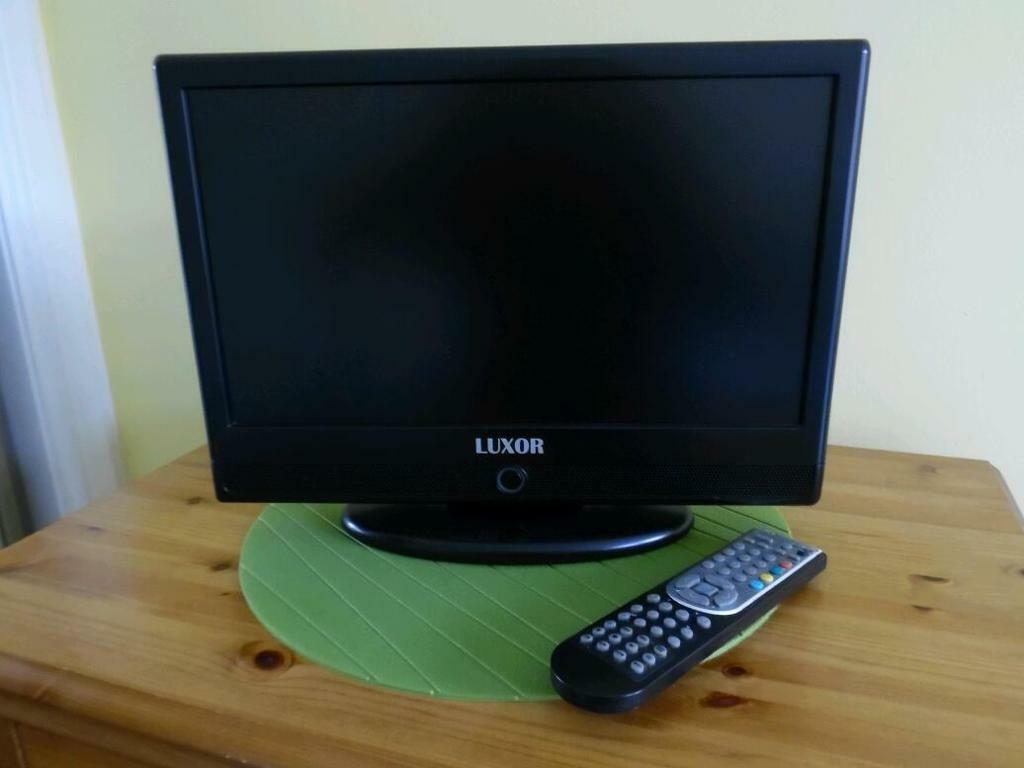 tv 15 inch. LUXOR 15 INCH LCD TV / DVD COMBO FREEVIEW Tv Inch
