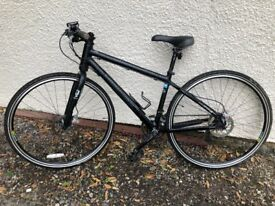 Cannodale hybrid bike