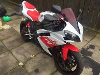 Yamaha YZF R1 2009 model May swap px for new age motocross