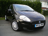 *** Fiat Grande Punto 1.2 Active 5dr* 9 MONTHS MOT *3 MONTHS WARRANTY INCLUDED * BARGAIN***