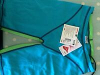 """New Maru XT3 Junior Pro Jammer - Turquoise/Lime, size 30"""""""