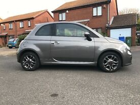 Fiat 500 for sale 2015 plate
