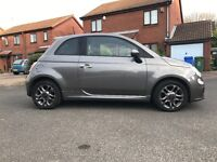 Fiat 500S for sale 2015 plate