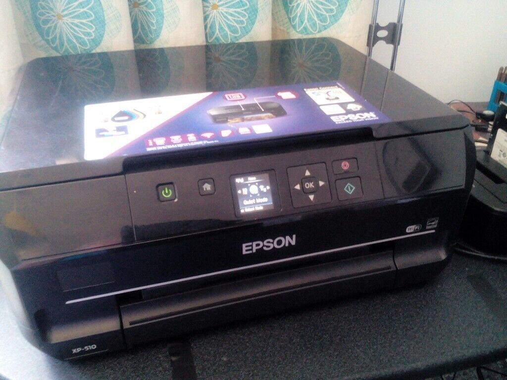 Epson XP-510 all in one wirless printer | in Norwich, Norfolk | Gumtree