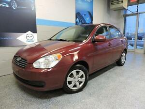 2010 Hyundai Accent GL AUTOMATIQUE