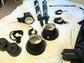 Photographic Lighting Set