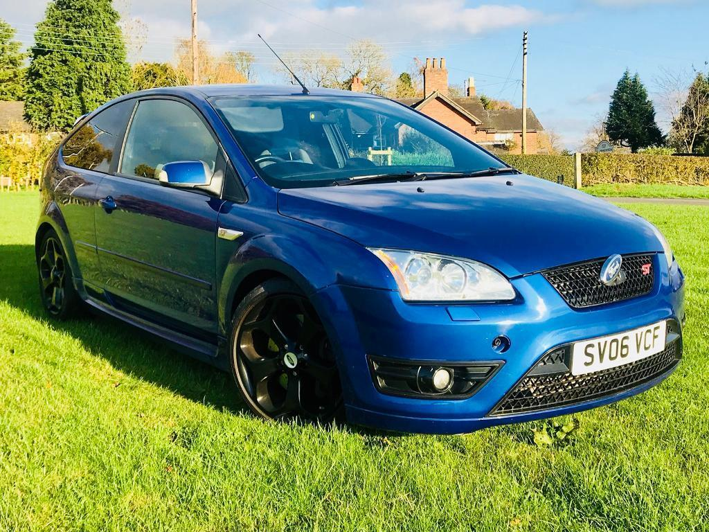 ford focus st 2 with full service history 3 months. Black Bedroom Furniture Sets. Home Design Ideas
