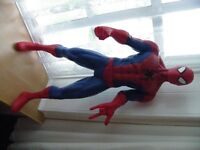 """31"""" Tall Marvel Standing Spider-man by Hasbro"""