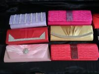 JUST BEAUTIFUL Clutch Bags!!BRAND NEW!!BARGAIN PRICE!!Lovely CLASSY QualityCLUTCH Handbag Inc straps