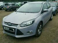 2011 FORD FOCUS MK3 FRONT END (FRONT BUMPER,GRILL,HEADLIGHTS,BONNET,WINGS,RADPACK,SLAMPANEL PANEL)