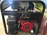 Honda Pramac petrol generator