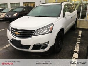 2017 Chevrolet Traverse LT AWD*CAM REC*BANCS CHAUF*CRUISE*
