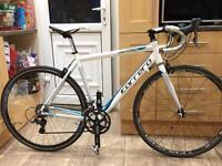 """Carrera Virtuoso Road Bike. 21"""" Frame. Large. 700cc Wheels. Fully Working"""