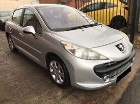 Peugeot 207 1.6 VTi SE Premium 5dr - 2008, 2 Lady Owners, 12 Months MOT, 7 Services, Drives Great
