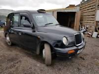TXL london taxi 2.7 diesel full MOT 199k miles
