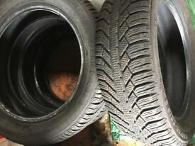 Winter tyres Semperit Master-Grip 2 165/60 R15 77T