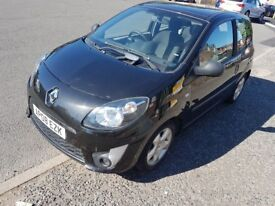 2008 RENAULT TWINGO NEW MOT LOW MILEAGE VERY CHEAP ON INSURANCE AD ROAD TAX