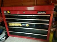 halfords tool chest tool storage workbenches for sale. Black Bedroom Furniture Sets. Home Design Ideas