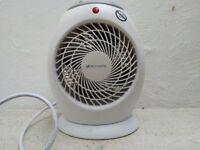 Bionaire fan heater