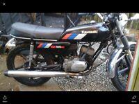 Kawasaki KH100