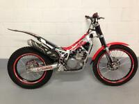 Beta rev t4 2008 four stroke trails bike