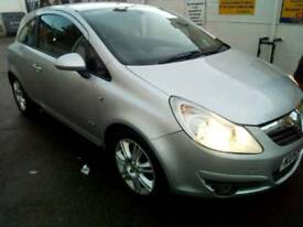 VAUXHALL CORSA DESIGN 3DRS HATCHBACK, IMMACULATE CONDITION 2010 (59REG)