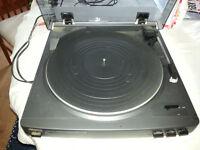 AIWA RECORD TURNTABLE px e855.