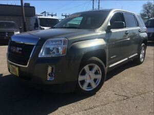 2013 GMC Terrain SLE-1 HEATED MIRRORS MULTI-FUNCTION WHEEL