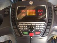 Elactric treadmill