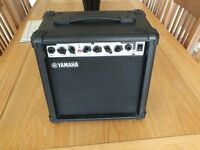 Yamaha Electric guitar amp, model GA-15