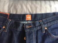 """Hugo boss jeans 36"""" 33L"""