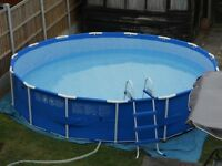 Swimming Pool Intex Above Ground 15ft x 3ft