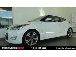 2012 Hyundai Veloster TECH mags toit ouvrant GPS