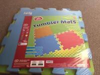 Chad valley tumble mats